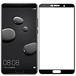 Недорогие -Защитная плёнка для экрана Huawei для Mate 10 Закаленное стекло 1 ед. Защитная пленка для экрана 2.5D закругленные углы