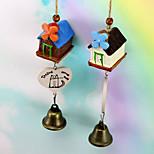 Недорогие -1шт Резина Дерево Европейский стиль МодернforУкрашение дома, Домашние украшения Декоративные объекты Подарки