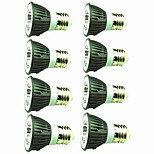 cheap -8pcs 5W 450 lm E14 E26/E27 LED Spotlight 1 leds COB Decorative Warm White Cold White 220-240V