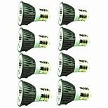Недорогие -8шт 5 Вт. 450 lm E14 E26/E27 Точечное LED освещение 1 светодиоды COB Декоративная Тёплый белый Холодный белый 220-240V