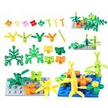 Недорогие -BEIQI Конструкторы 144pcs Сад Для школы / Простой / Взаимодействие родителей и детей Универсальные Подарок