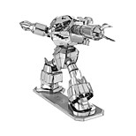 cheap -3D Puzzles Metal Puzzles Creative Focus Toy Hand-made Metal Military Standing Style Toy Gift