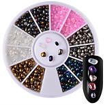 economico -1 Gioielli per unghie Artistico/Retro Strass Progettato speciale Casual Suggerimenti per la Nail Art