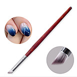 cheap -1pc nail art Nail Brushes Professional Gradient Casual/Daily Other Brush