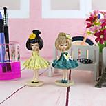 Недорогие -2pcs Резина Европейский стиль МодернforУкрашение дома, Домашние украшения Декоративные объекты Подарки