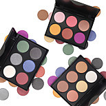 cheap -6pcs EyeShadow Cute / Waterproof / Palette Combination / Dry / Normal Shadow Powder Thick Smokey Makeup / Cateye Makeup / Fairy Makeup