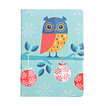 cheap -Case For Apple iPad Air iPad 4/3/2 Card Holder Shockproof with Stand Flip Auto Sleep/Wake Up Full Body Cases Owl Hard PU Leather for iPad