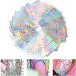 cheap -24 Stickers & Tapes Professional Nail Decals Casual/Daily Artistic Nail Art Tips