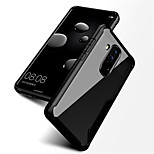 cheap -Case For Huawei Mate 10 pro Mate 10 Shockproof Translucent Back Cover Solid Color Hard PC for Mate 10 Mate 10 pro
