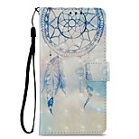 cheap -Case For Xiaomi Redmi 5 Redmi 5 Plus Card Holder Wallet with Stand Flip Magnetic Full Body Cases Dream Catcher Hard PU Leather for Xiaomi