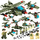cheap -BEIQI Building Blocks 452pcs Stress and Anxiety Relief Parent-Child Interaction Decompression Toys Cartoon Designed in China Military Toy