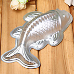 cheap -Cake Molds Fish Cupcake Bread For Cake Aluminium Alloy 7005 Baking Tool