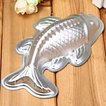 Недорогие -Формы для пирожных Рыбки Для Кекс Для получения хлеба Торты Алюминиевый сплав 7005 Инструмент выпечки