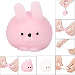 cheap -Squeeze Toy / Sensory Toy Cat Office Desk Toys Stress and Anxiety Relief Decompression Toys Animals Adults'
