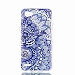 economico -Custodia Per LG V30 Q6 Fantasia/disegno Per retro Fiore decorativo Morbido TPU per LG X Style LG X Power LG V30 LG Q6 LG K10 LG K8