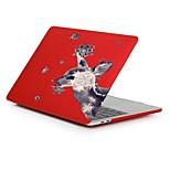 """Недорогие -MacBook Кейс для Северный олень пластик Новый MacBook Pro 15"""" Новый MacBook Pro 13"""" MacBook Pro, 15 дюймов MacBook Air, 13 дюймов MacBook"""