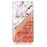 preiswerte -Hülle Für Xiaomi Redmi 4X IMD Muster Rückseite Marmor Glänzender Schein Weich TPU für Xiaomi Redmi 4X