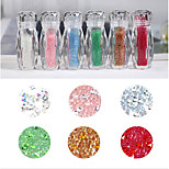 cheap -1 Nail Jewelry Crystal Fashionable Jewelry Crystal Cute Crystal / Rhinestone Style DIY Daily Evening Party Prom DIY