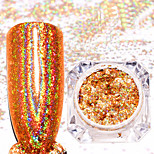 cheap -2 Glitter Powder Glamorous Glitter Nail Glitter Nail Art Tips Nail Art Design