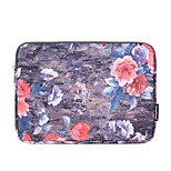 cheap -Sleeves for Flower Polyester MacBook Air 13-inch Macbook Pro 13-inch MacBook Pro 13-inch with Retina display