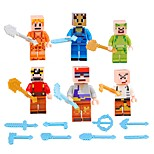 cheap -Building Blocks 20pcs Square Stress and Anxiety Relief Toy All Boys' Toy Gift