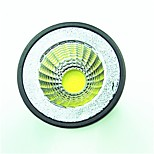 cheap -1pc 5.5W 6.5W 600 lm GU10 LED Spotlight 1 leds COB Warm White Cold White 220-240V