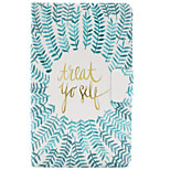 cheap -Case For Amazon Kindle Fire 7(5th Generation, 2015 Release) Card Holder Shockproof with Stand Flip Full Body Cases Word / Phrase Hard PU