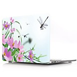 cheap -MacBook Case for Flower Plastic New MacBook Pro 15-inch New MacBook Pro 13-inch Macbook Pro 15-inch MacBook Air 13-inch Macbook Pro