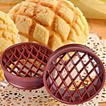 Недорогие -Формы для пирожных Круглый Other Пластик Инструмент выпечки