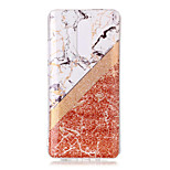 cheap -Case For Huawei Mate 10 pro Mate 10 lite IMD Pattern Glitter Shine Back Cover Marble Glitter Shine Soft TPU for Mate 10 pro Mate 10 lite
