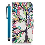 cheap -Case For Huawei Mate 10 lite Mate 10 Card Holder Wallet with Stand Flip Magnetic Full Body Cases Tree Hard PU Leather for Mate 10 Mate 10