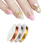cheap -1 Nail Jewelry Punk Fashion Fashionable Design Artistic Casual/Daily Nail Art Tips