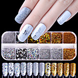 cheap -1 Nail Glitter Glitter Powder Sequins Fashionable Jewelry Sparkle & Shine Nail Art Tips Nail Art Design