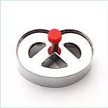 Недорогие -1шт Шоколад Многофункциональный Печенье Нержавеющая сталь Многофункциональный Heatproof Творческая кухня Гаджет Пивные инструменты