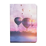 cheap -Case For Amazon Kindle Fire hdx 7.0 Card Holder Shockproof with Stand Flip Auto Sleep/Wake Up Full Body Cases Balloon Hard PU Leather for
