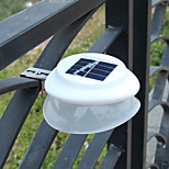 cheap -BRELONG® 1pc 0.5W LED Solar Lights Light Control Outdoor Lighting Warm White White DC1.2V