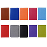 cheap -Case For Apple iPad mini 4 iPad Mini 3/2/1 Shockproof with Stand Flip Auto Sleep/Wake Up Full Body Cases Solid Color Hard PU Leather for