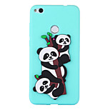 cheap -Case For Huawei P8 Lite (2017) P10 Lite Pattern DIY Back Cover Panda Soft TPU for P10 Lite P8 Lite (2017) Honor 7X Honor 6A Mate 10 pro