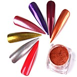 cheap -1pcs Glitter Powder Professional Nail Art Tool