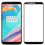 cheap -Screen Protector OnePlus for OnePlus 5T Tempered Glass 1 pc Full Body Screen Protector Scratch Proof Explosion Proof 2.5D Curved edge 9H