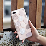 cheap -Case For Apple iPhone 6s iPhone 7 Plus Pattern Back Cover Cartoon Soft TPU for iPhone 8 Plus iPhone 8 iPhone 7 Plus iPhone 7 iPhone 6s