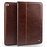 cheap -Case For Apple iPad Pro 9.7 Shockproof with Stand Flip Full Body Cases Solid Color Hard Genuine Leather for iPad Pro 9.7''