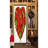 Недорогие -Персонажи Геометрия Наклейки Простые наклейки 3D наклейки Декоративные наклейки на стены Наклейки на холодильник, Винил Украшение дома