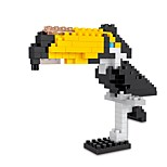 cheap -Building Blocks 1pcs Bird Animals Classic & Timeless Animals Toy Toy Gift