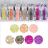 cheap -1 Nail Jewelry Crystal Fashionable Jewelry Crystal Cute Crystal / Rhinestone Style DIY Daily Evening Party Prom Nail Art Forms Nail Art