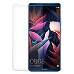 Недорогие -Защитная плёнка для экрана Huawei для Mate 10 pro Закаленное стекло 1 ед. Защитная пленка для экрана Защита от царапин 2.5D закругленные