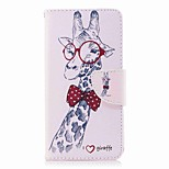 cheap -Case For Huawei P9 lite mini P8 Lite (2017) Card Holder Wallet with Stand Flip Pattern Full Body Cases Animal Hard PU Leather for P10