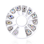 cheap -2 Nail Jewelry Classic Jewelry Nail Glitter N/A Daily Others Formal Club Nail Art Design