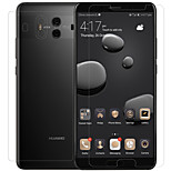 Недорогие -Защитная плёнка для экрана Huawei для Mate 10 PET Закаленное стекло 3 ед. Передняя и задняя и защитная линза для камеры Антибликовое