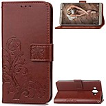 cheap -Case For Huawei Mate 10 pro Mate 10 lite Card Holder Wallet Flip Full Body Cases Flower Hard Genuine Leather for Mate 10 Mate 10 pro Mate